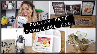Dollar Tree Haul JUNE 2018 FARMHOUSE FINDS