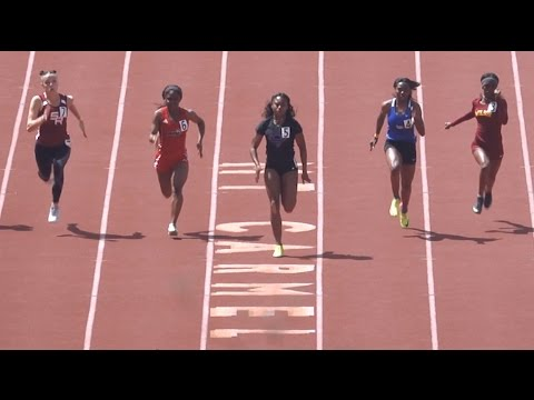 High School Track & Field 2017, Mt Carmel Invitational - Highlights