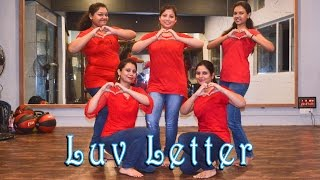 Luv Letter Dance Video | The Legend of Michael Mishra | SDA | Dance Choreography