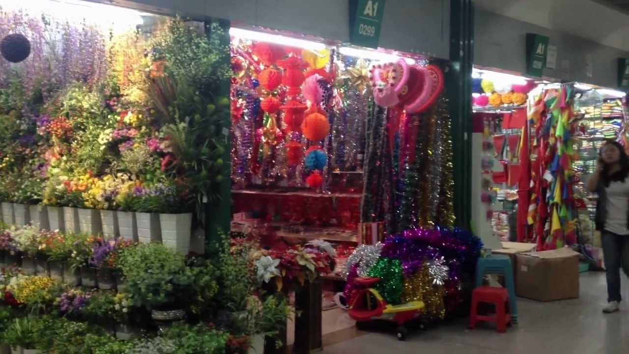 Yiwu market artificial flowers youtube yiwu market artificial flowers junglespirit Images