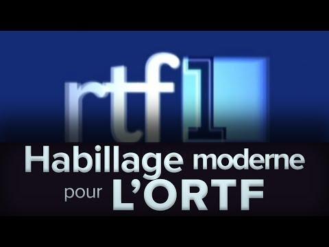 Habillage moderne pour l'ORTF (2008)