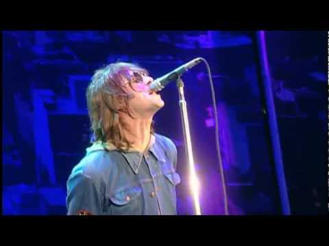 Oasis  Stand  Me  in Wembley 2000