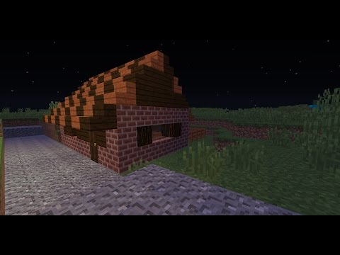 видео: Улучшаем большие домики в деревне
