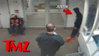 Justin Bieber -- Stumbles in DUI Jail Video ... Cops Think It's Smoking Gun | TMZ
