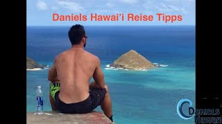Hawaii USA Reise Tips: Mopeds in Hawaii. Wie komme ich von A nach B?