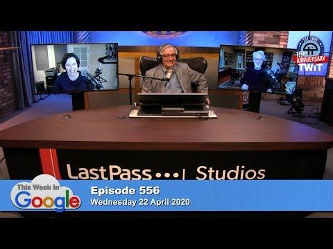 Internet Pretzels - This Week in Google 556
