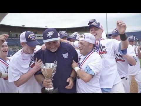 Pope Baseball STATE CHAMPIONS 2017
