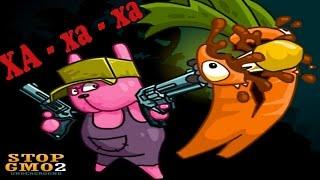 Зомби овощи # Stop GMO 2 # Мультик игра про зомби # детское видео