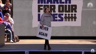 Miley Cyrus - The Climb ('March For Our Lives' Gun Control Rally)