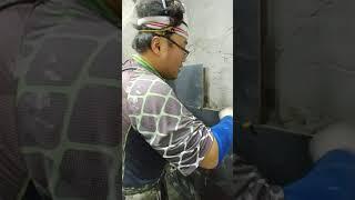 타일떠발이 손잡는방법(타일백서)