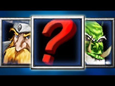Самый сильный герой в Warcraft 3!