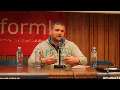 The Future of the EU - Perspectives from the Left, Anej Korsika (IDS, Slovenia)