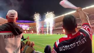Sydney Roosters vs South Sydney Rabbitohs (Preliminary Final 2018) Vlog