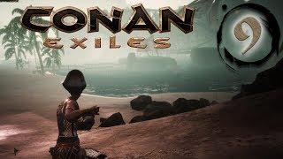 CONAN EXILES - Buccaneer Bay! #9