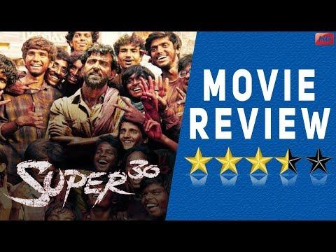 Super 30 Movie Review  Hrithik Roshan  Vikas Bahl