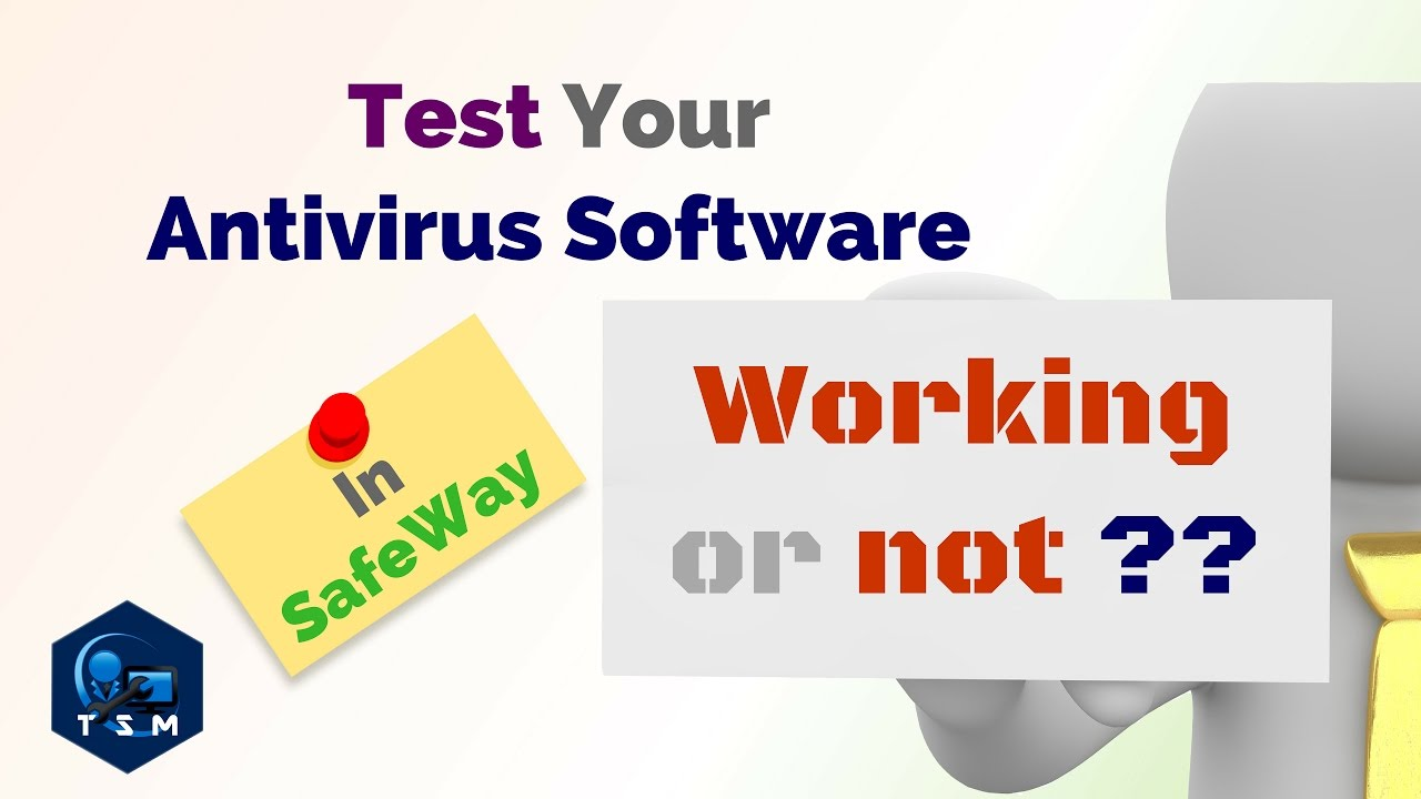 How to test || Antivirus software || Firewall test || Eicar test file ||  Virus Remover