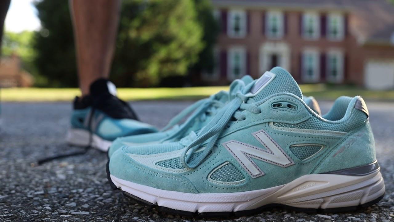 sneakers blu new balance