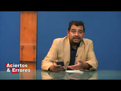 ACIERTOS Y ERRORES 26.4.2020