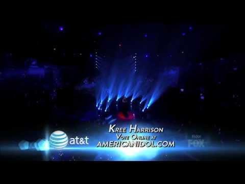 Kree Harrison - Here Comes Goodbye (Top 3)