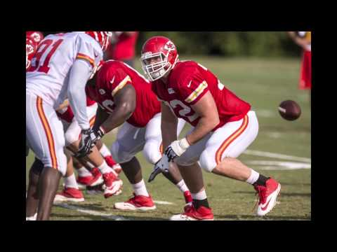 Andy Reid on the progress of Eric Fisher