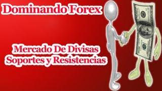 Mercado De Divisas Forex: Diferencia entre Soportes y Resistencias