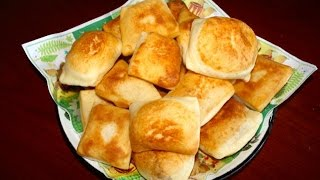 Рецепт баурсаков / Recipe of Kazakh baursak