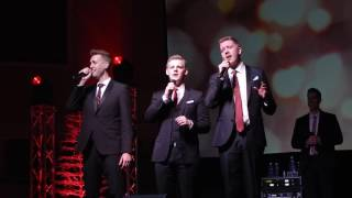 The Ball Brothers sing Oh, Holy Night