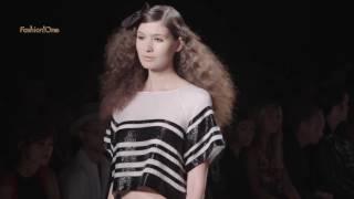 CARMEN MARC VALVO New York Fashion Week Spring Summer 2017
