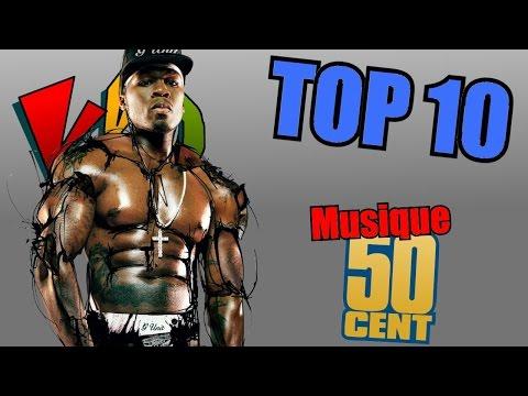 Top 10 50 Cent Musique