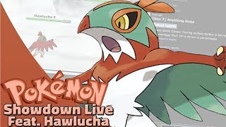 pokemon showdown ou team