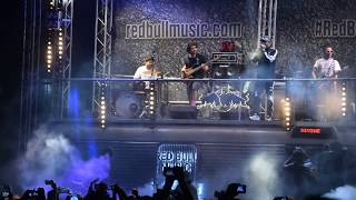 Divine Teesri Manjil Song Live RedBull Off the Roof