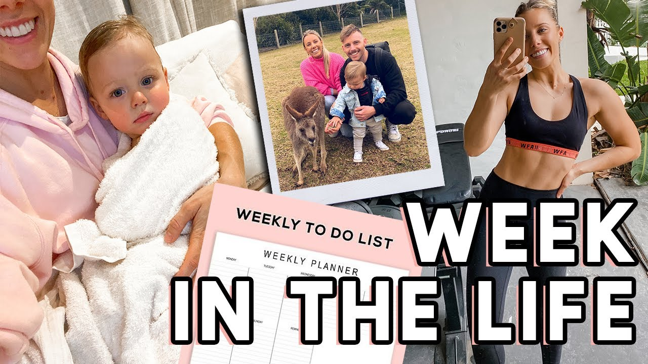 Week In The Life VLOG / the honest truth of my Monday - Friday...