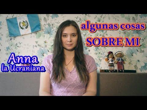 SOBRE MI   Chica ucraniana (Rusa) habla español (Guatemala)