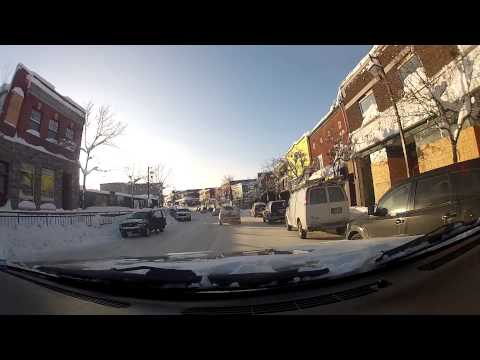 A Cruise Thru Kirkland Lake Jan 7 2015