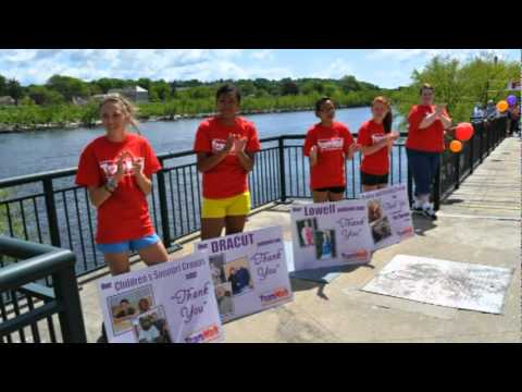 TeamWalk For CancerCare  May 2010