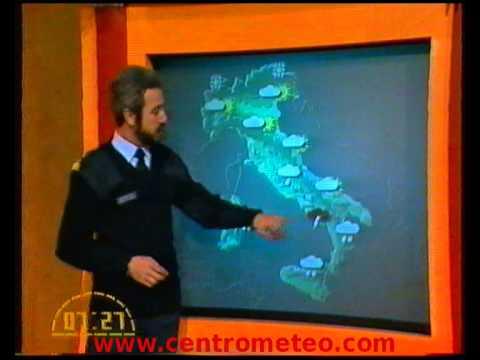 Paolo Sottocorona Debutto TV 22121986
