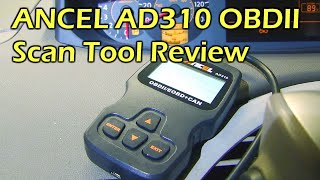 ANCEL AD310 OBDII Diagnostic Scan Tool Code Reader(, 2016-06-13T03:08:16.000Z)