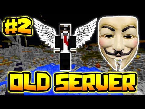 HACKING IS ALLOWED!! | OLDEST SERVER IN MINECRAFT #2