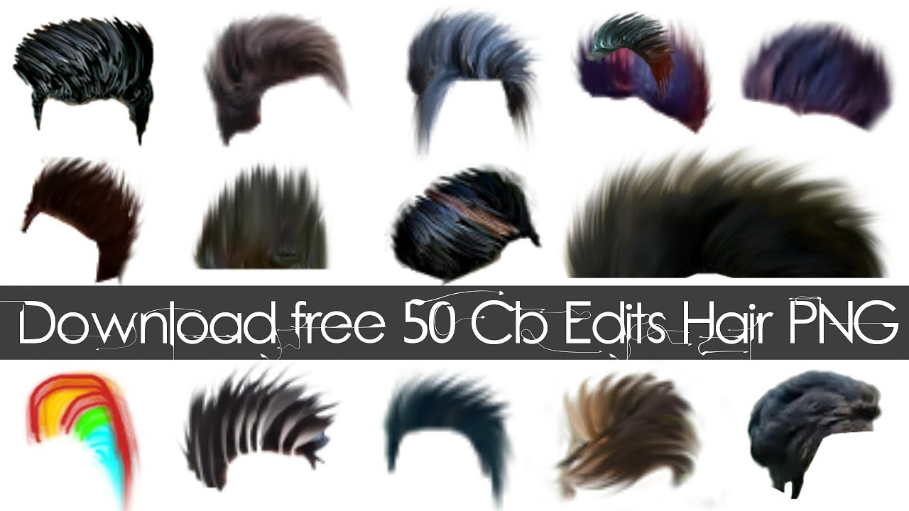Download 50 Cb Edits Hair Png For Free Cb Editing Hair For Picsart