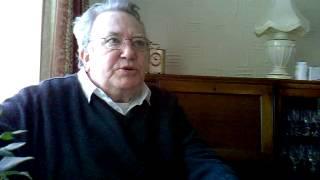 Albert Finney on Salford Grammar