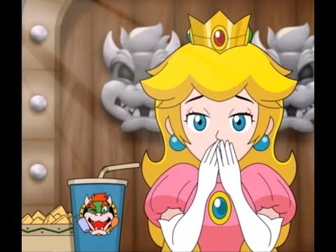Super Princess Peach Nds Shriek Mansion 3 3 Walkthrough