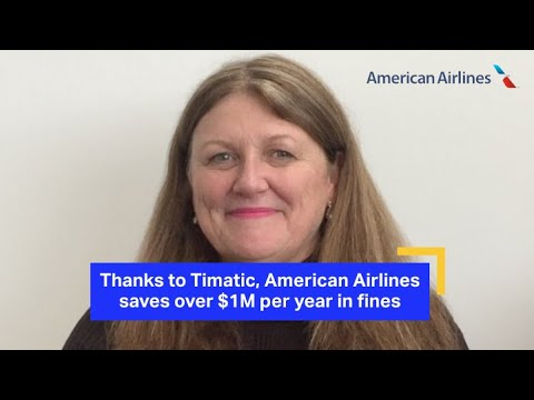 Timatic  Data airlines can rely on!