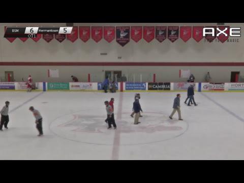 Minnesota High School Hockey | Hermantown vs Benilde-St. Margaret's