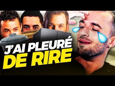 J'EN AI PLEURÉ DE RIRE ! (ft. Squeezie, Gotaga, Micka, Doigby)
