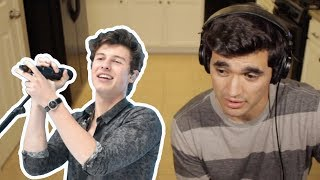 Shawn Mendes - There's Nothing Holdin' Me Back (Live At Capitals Summertime Ball) REACTION