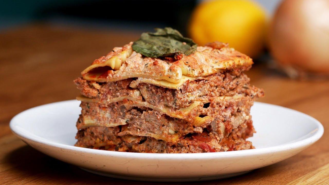 maxresdefault - Vegan Lasagna