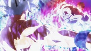 Goku Perfect Ultra Instinct vs Jiren 「 Amv 」Dragon Ball Super