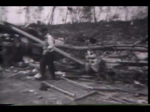 1953 Tornado Worcester Massachusetts part 1