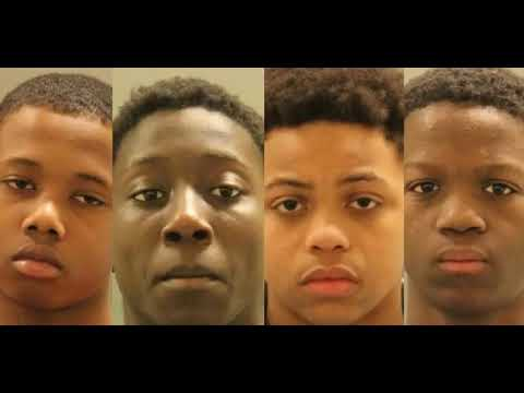 Four Delaware Boys Charged With Raping And Kidnapping Girl