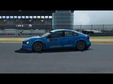 R3E - Shanghai Circuit Intermediate (WTCC) - Volvo S60 Polestar TC1 - TV Cam
